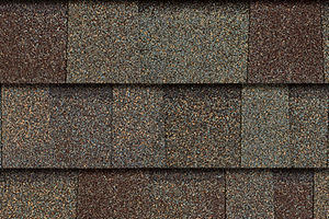Asphalt Shingle Roof Snow Retention
