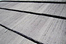 Concrete & Clay Tile Roof Snow Retention